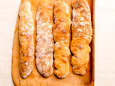 French Baguette Mix recipe for bread machine