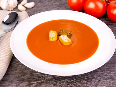 Easy Cream Tomato Soup