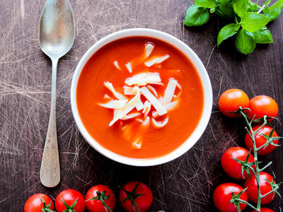 Very Easy Tomato Soup