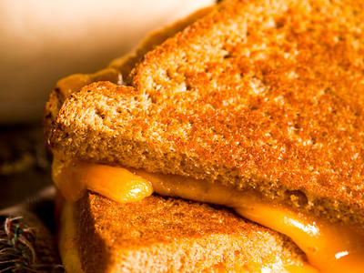 Prefect Grilled Cheese Sandwiches