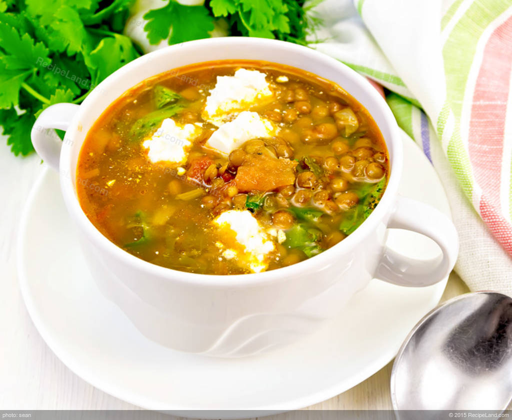 Best Lentil Soup Recipe Recipeland Com