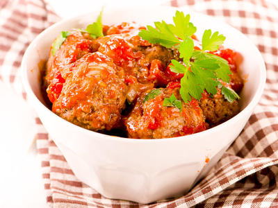 Best Barbecue Meatballs