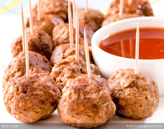 Kohl's Meatballs and Gravy