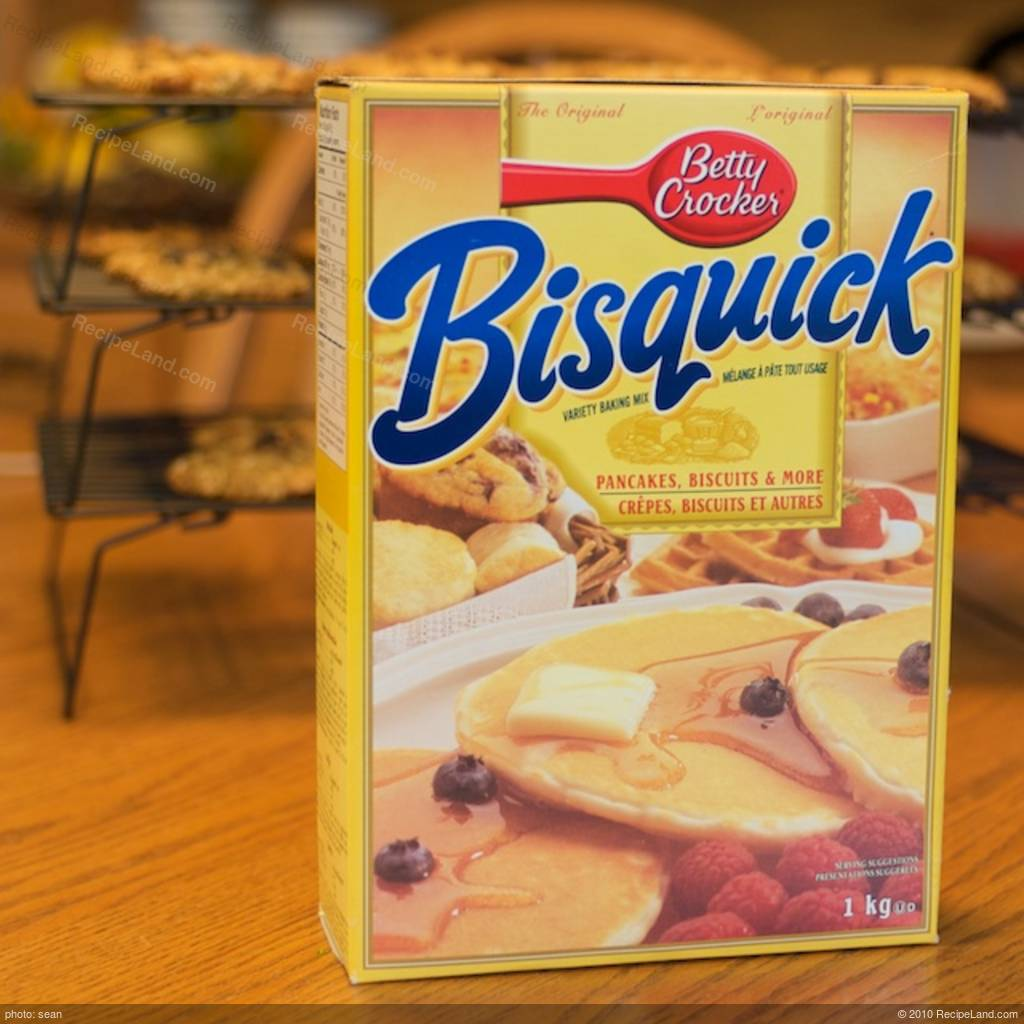 Bisquick box recipe chicken and dumplings