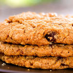 Yummy Crunchy Chocolate Chip Cookies
