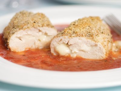 Italian Stuffed Chicken Breast