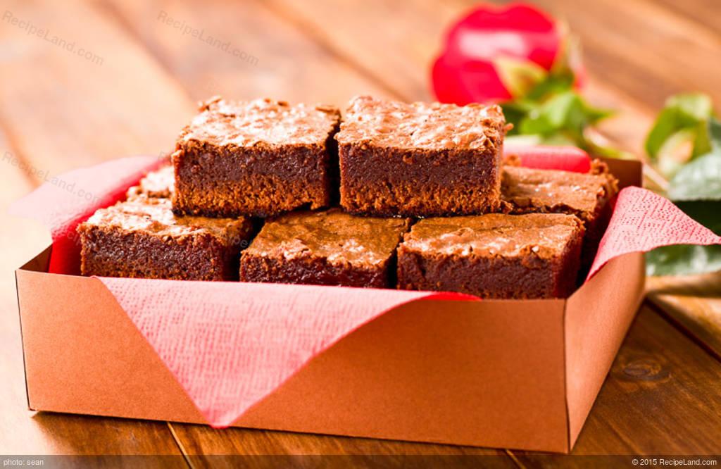 how to make chocolate fudge brownies recipe