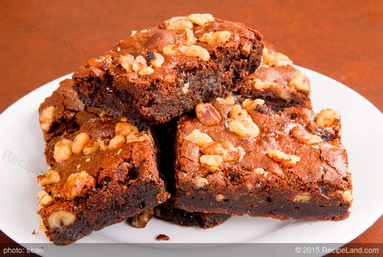 James Beard's Brownies