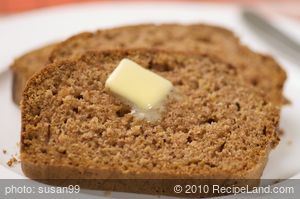 Very Moist Pumpkin Bread