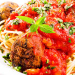 Easy Meatballs in Sauce