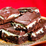 Chocolate Mint Brownies