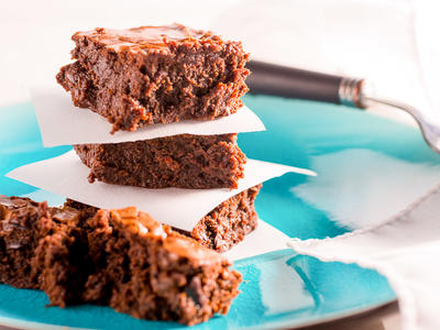 Granny's Cocoa Brownies