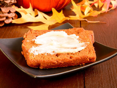 Easy Yummy Pumpkin Bread