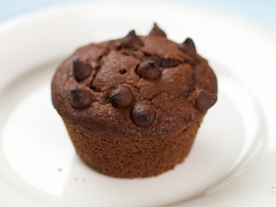 Chocolate Chocolate Chip Cupcakes