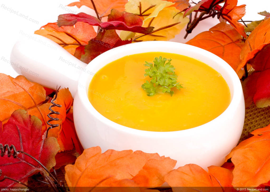 how to make acorn squash soup