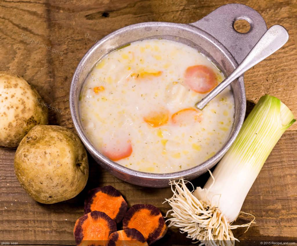 German bacon potato soup recipe german bacon potato soup publicscrutiny Images