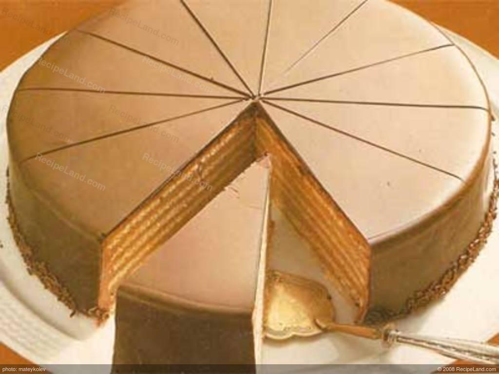 Prinzregent Torte Recipe Recipeland Com