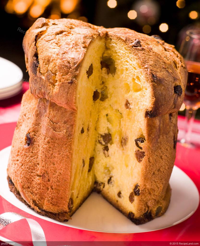 Panettone Italian Fruitcake