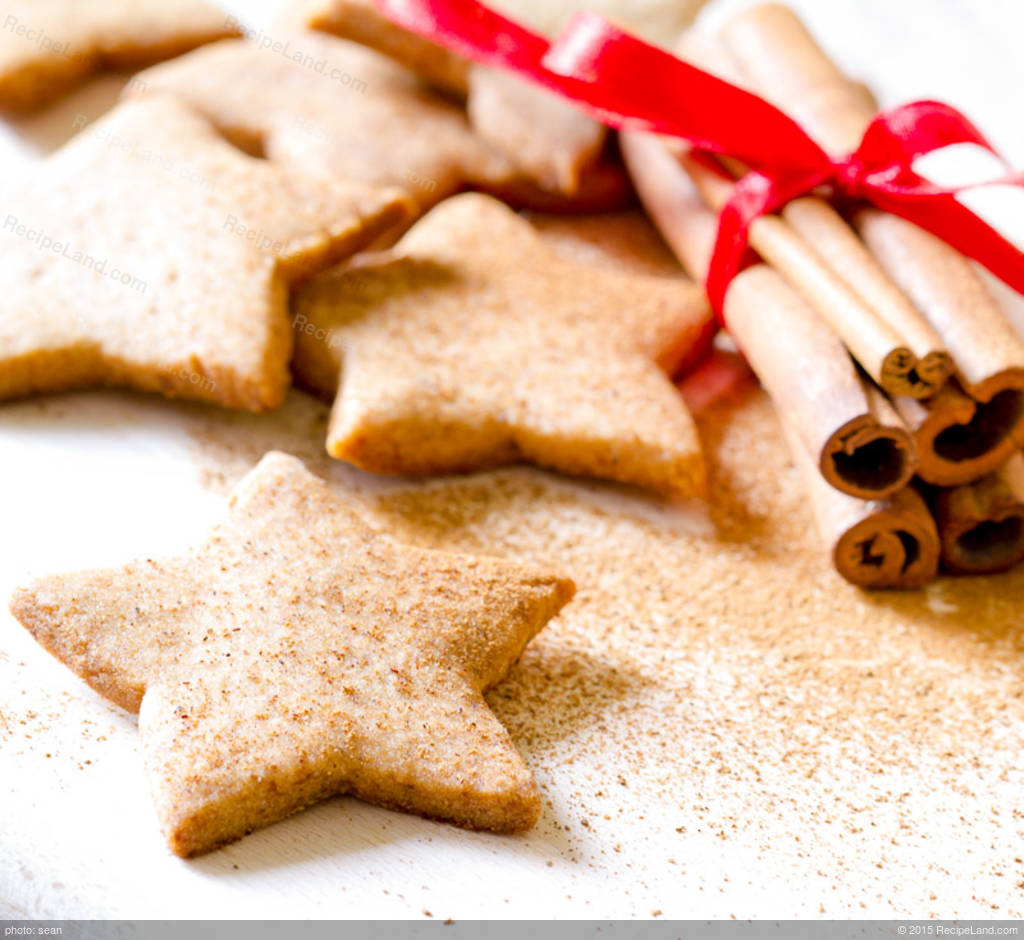 Best Christmas Spice Cookies