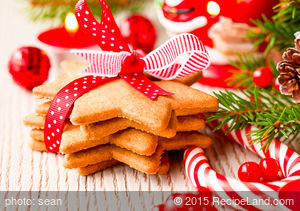 German Anise Christmas Cookies