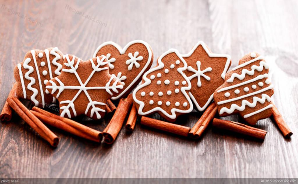Easy Moravian Christmas Cookies