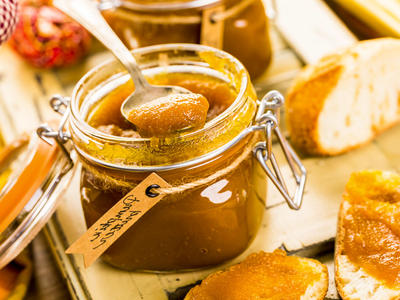 So good Spiced Pumpkin Butter