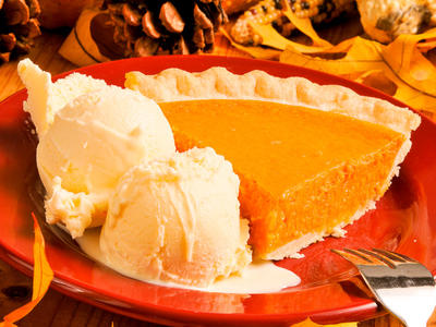 Whisky Pumpkin Pie