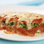Natalia's Chicken Breasts stuffed with Spinach, Ricotta and Provolone Cheese