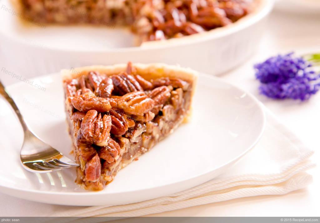 Easy karo pecan pie recipe recipeland easy karo pecan pie forumfinder Choice Image