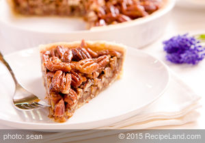 Easy Karo Pecan Pie