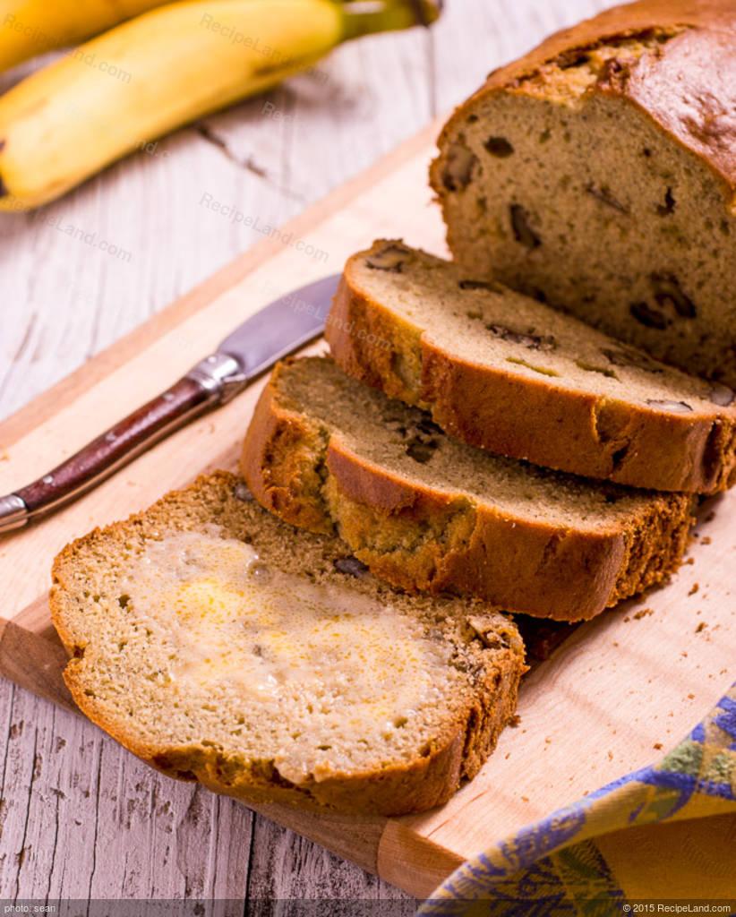 My Favorite Banana Nut Bread Recipe