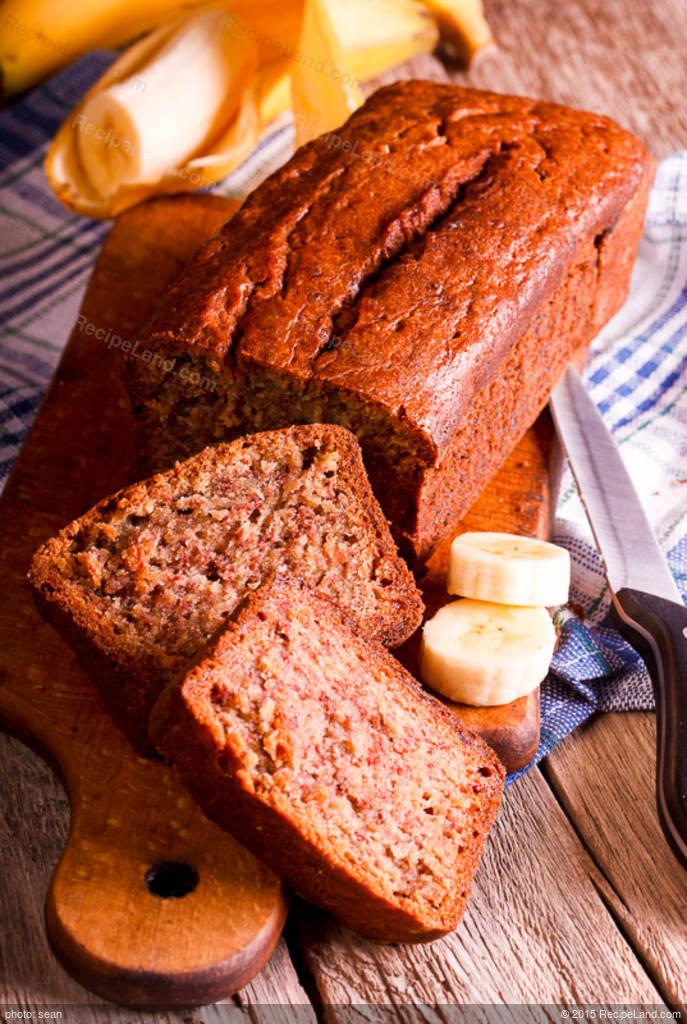 Banana Nut Bread Quick Bread Mix Recipe