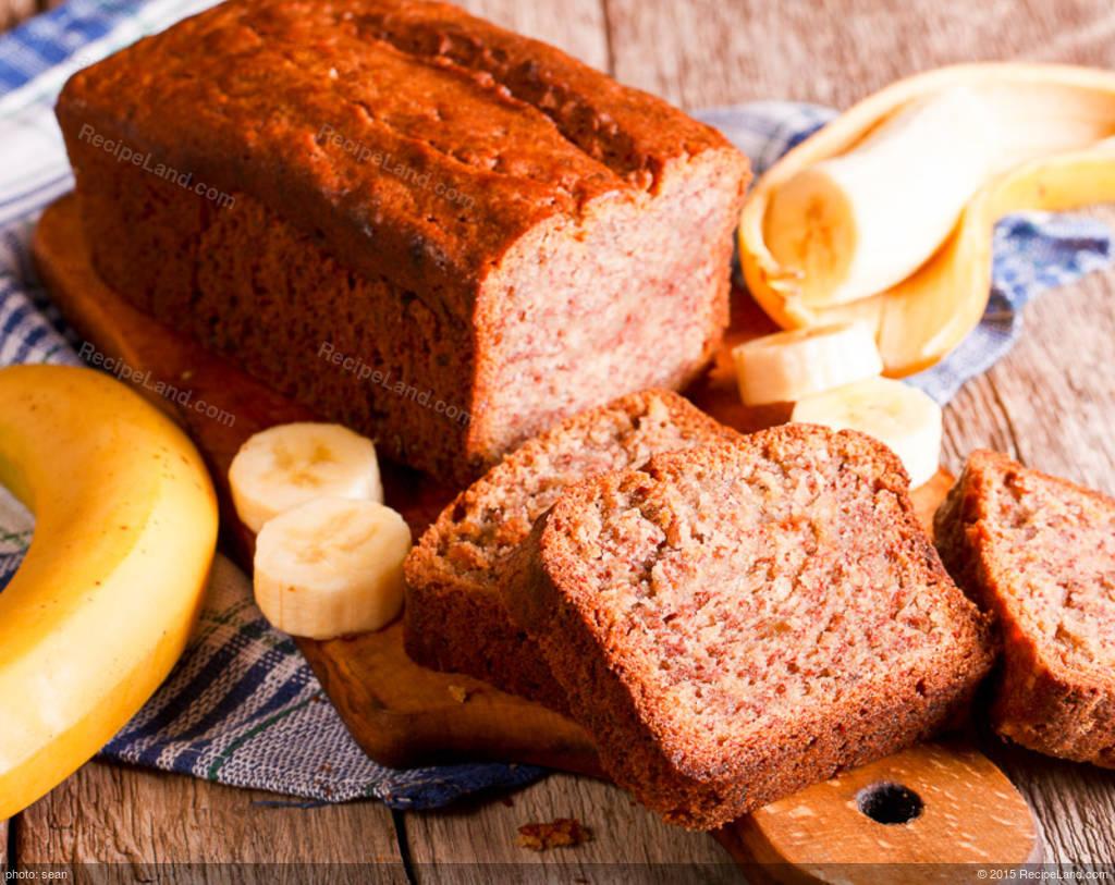 Grandma S Banana Bread