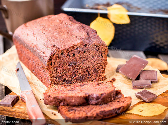 Banana Chocolate Whole Wheat Bread