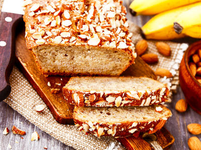 Best Banana- Apple Bread