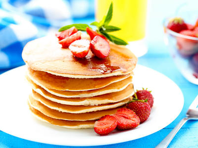 Breakfast Baking Mix Pancakes