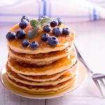 Buttermilk Whole Grain Pancakes