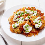 Easy and Tasty Potato Latkes