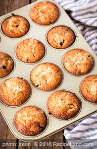 Apple Butter Spice Muffins