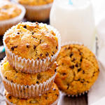Currant and Orange Muffins
