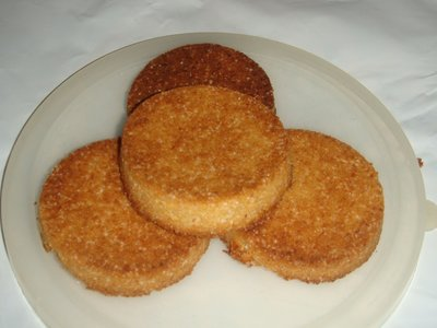 Homemade Sago Biscuits