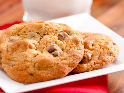 Cheddar Box Chocolate Chip Cookies