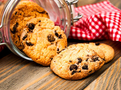 brenda s oatmeal cookies 0 27 classic oatmeal cookies with chocolate ...