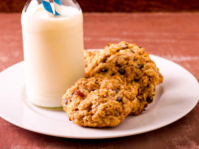 Alice's Oatmeal Chocolate Chip Cookies