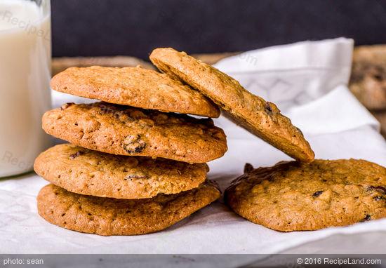 Овсяное печенье традиционное рецепт