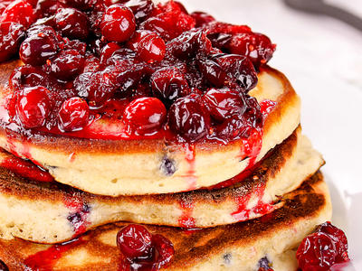 Easy Peasy Cheesecake Pancakes