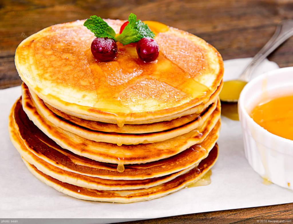 Yummy Honey Pancakes Recipe Recipeland Com