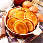 Short Order Buttermilk Pancakes