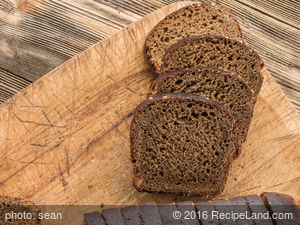 German Black Bread