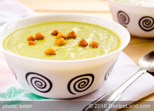 Bacon Potato-Broccoli Soup